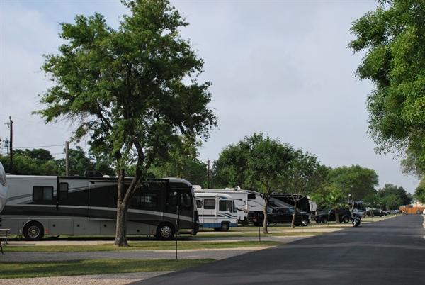 Travelers World Carefree Rv Resort San Antonio Tx Gps