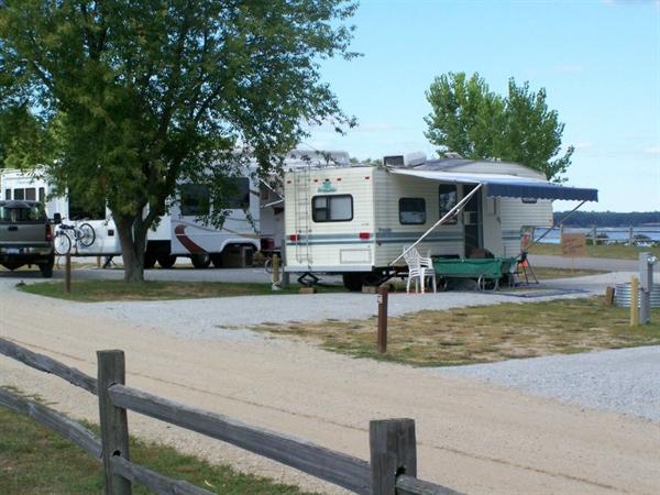 Sandy Beach County Park Newaygo Mi