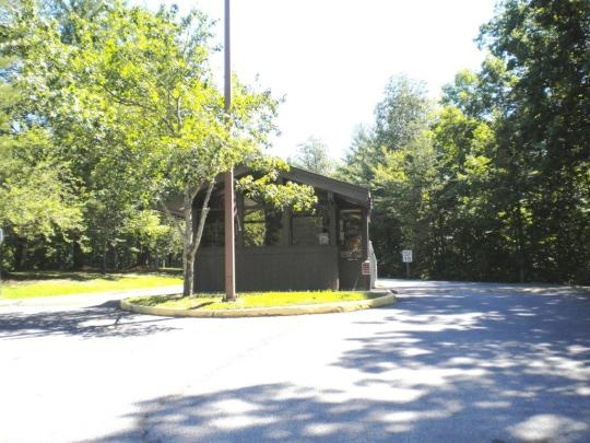 Daniel Boone National Forest Grove Campground Corbin Ky