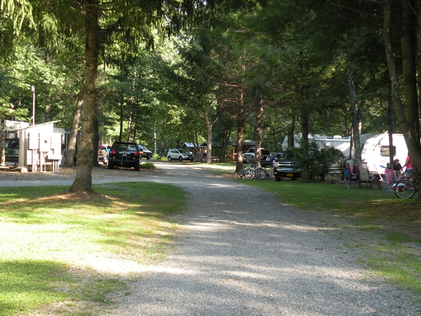 Campground Events Schedule