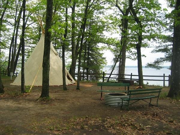 Interlochen State Park Interlochen Mi Gps Campsites