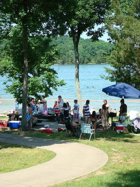 COE J Percy Priest Lake Anderson Road Campground ...