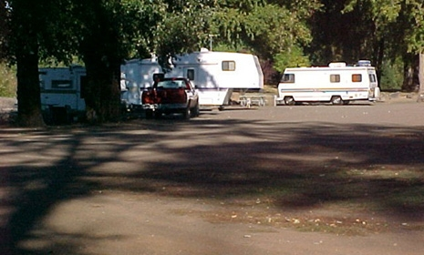 Oregon City Clackamette Rv Park Oregon City Or Gps