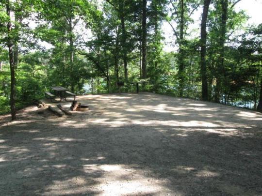 COE J Strom Thurmond Lake Modoc Campground, Clarks Hill ...