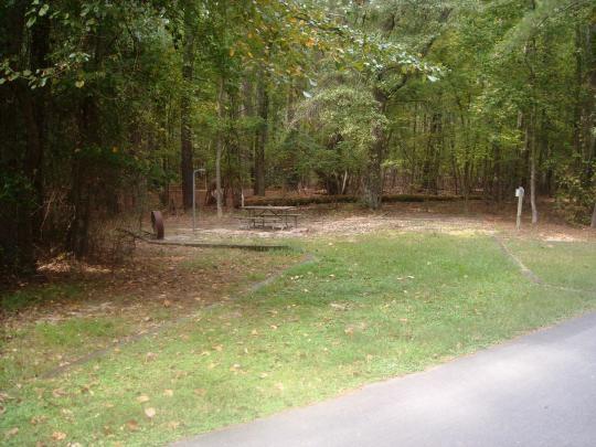 Jordan Lake State Recreation Area Parkers Creek, Apex, NC ...