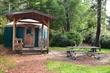Yurt A, Yurt Village, 20' back-in