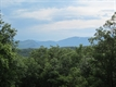 Smoky mountains from BR parkway