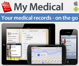 My Medical app - Your medical records on the go