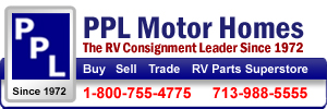 PPL Motor Homes - The RV Consignment Leader since 1972