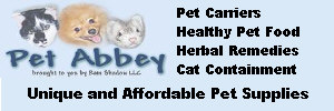 Pet Abbey, unique and affordable pet supplies
