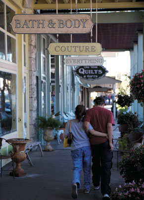Shops in Fredericksburg