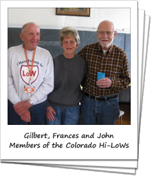 Loners on Wheels RV Club - Members of the Colorado Hi-LoWs