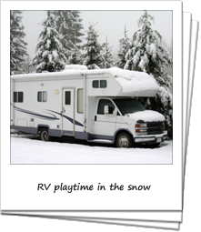 Things You Can Do with Your RV during the Winter - CampingRoadTrip com