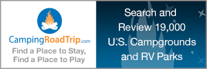 Search 18,000 U.S. campgrounds, RV parks and RV resorts for free
