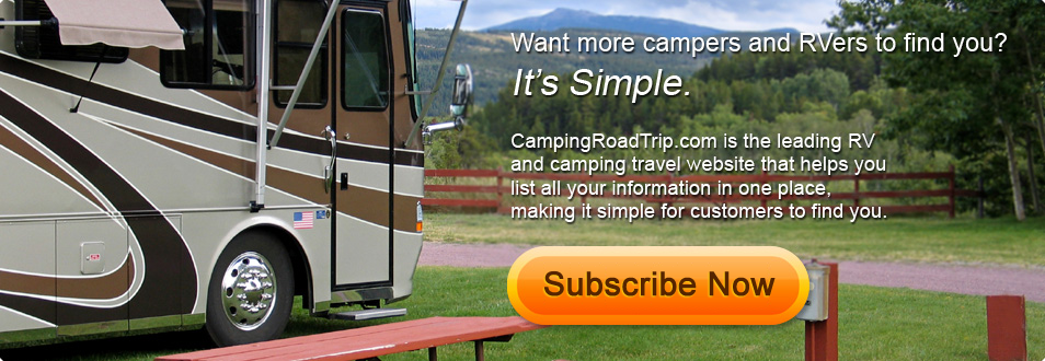Want more campers and RVers to find you? It's Simple.