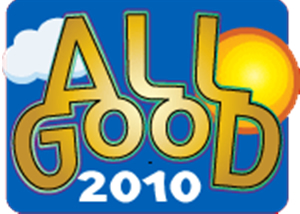 Logo of All Good Music Festival