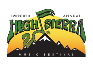 Offical Logo of High Sierra Music Festival
