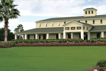Clubhouse at Florida Grande Motor Coach Resort