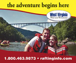 River Expeditions, West Virginia White Water Rafting