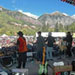 Band plays to a crowd in Telluride