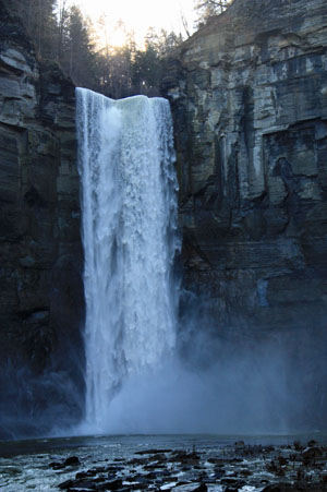 The Falls at Taughannock Falls State Park