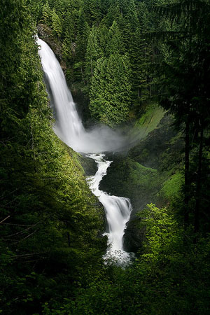 Wallace Falls, Wallace State Park