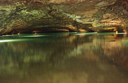 Underground Lake, Lost Sea Caverns
