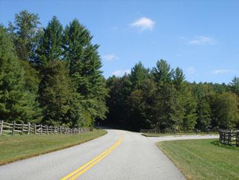 Camping Road Trip Along The Blue Ridge Parkway