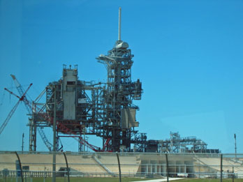 Shuttle Launch Pad, Kennedy Space Center