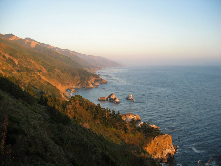 Camping Road Trip Along The Pacific Coast Highway Big Sur