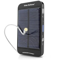 ReVIVE Series Solar ReStore External Battery Pack