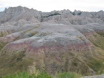 Yellow Mounds, Badland National Park