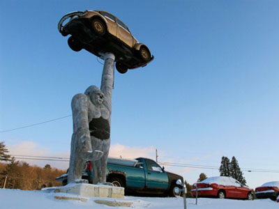25 Best Wacky Roadside Attractions In The Us
