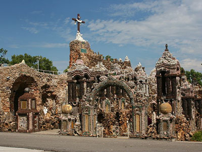 Grotto of the Redemption