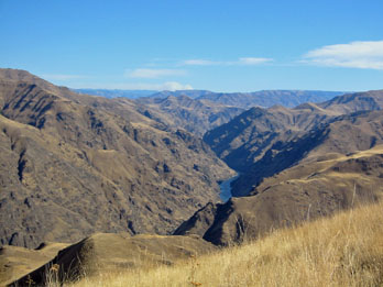 Hells Canyon, ID