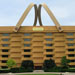 Longaberger Basket Headquarters - building shaped like a picnic basket