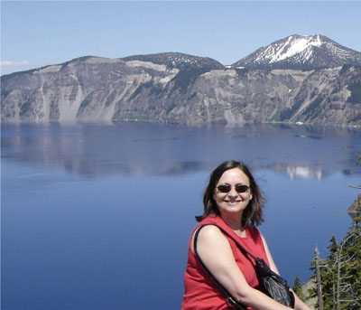 Malia Lane at Crater Lake National Park