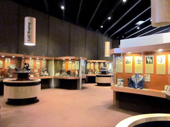 Pro Rodeo Hall of Fame and Museum of the American Cowboy exhibits