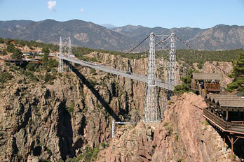 Royal Gorge Bridge, CO