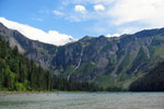 Avalanche Lake, Glacier National Park