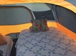 Carefree 4 person tent-our linens