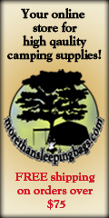 Buy Camping Supplies and Camping Gear at Morethansleepingbags.com