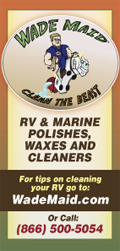Wade Maid, Clean the Beast - RV & Marine Polishes, Waxes and Cleaners