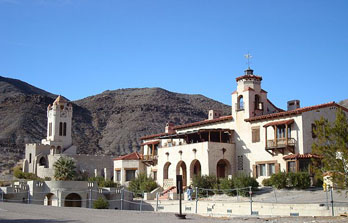 Scotty's Castle, Death Valley National Park