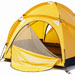 Yellow Dome Tent