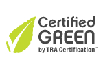 Look for the TRA Certification Logo